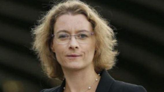 Привітання Надзвичайного і Повноважного Посла Франції в Україні пані Ізабель Дюмон